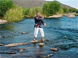 Sanchin at the Lower Salt River, AZ