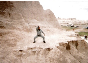 Seienchin Kata, Badlands, SD, Circa 2004