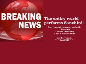 NEWS sanchin