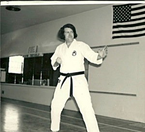 Sensei Jeff Tyne